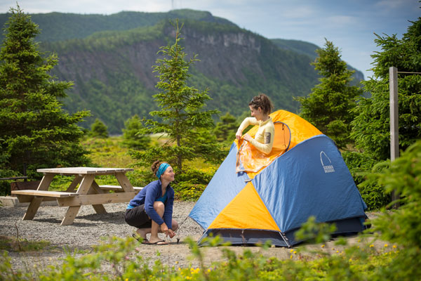 Image de Camping stay for summer 2019: new start date for booking.