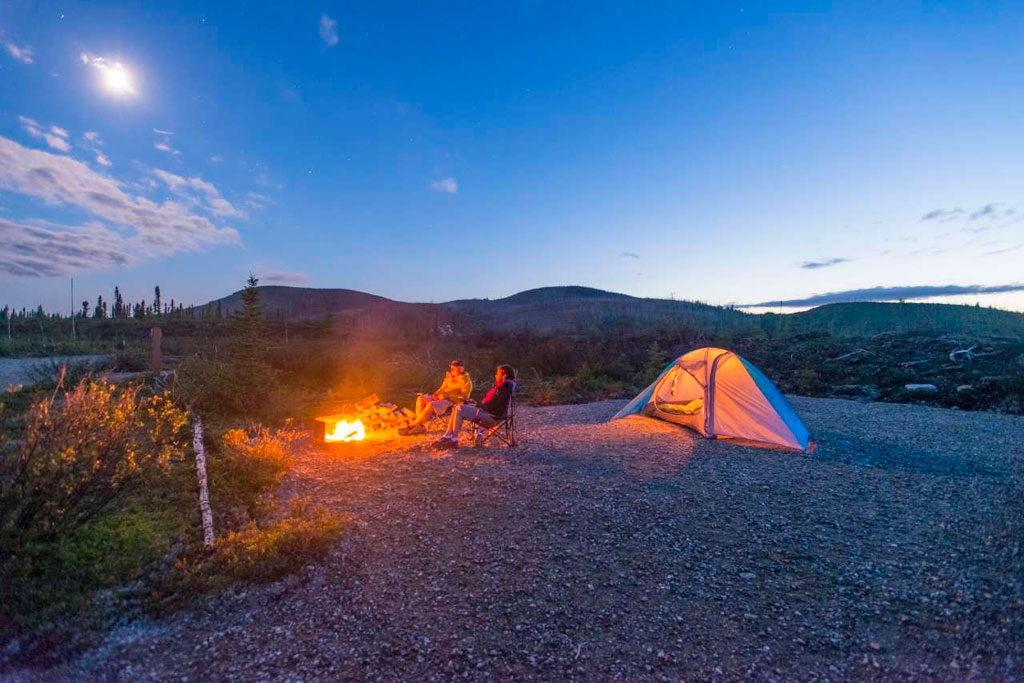 Unforgettable camping experience....... - Camp RapidFire
